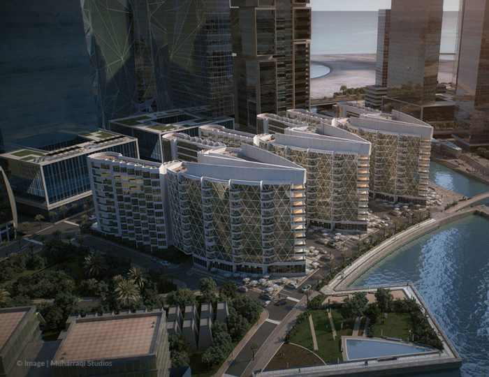 The Waterbay Award goes to Arab Architects